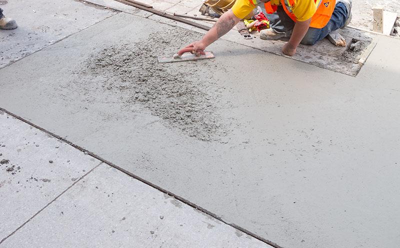concrete repair contractors san diego